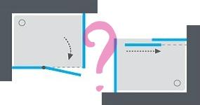 Jak vybrat sprchový kout - křídlové nebo posuvné dveře?